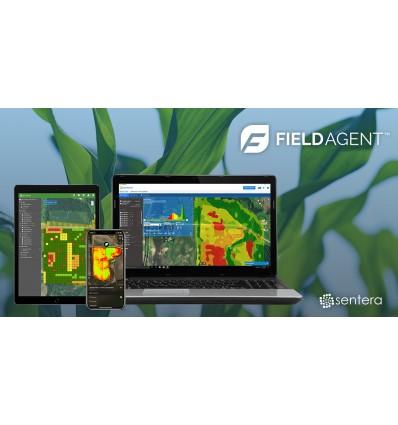 Subscripción FieldAgent 1 Año - 100GB