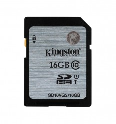 Tarjeta  Kingston 16GB SDHC
